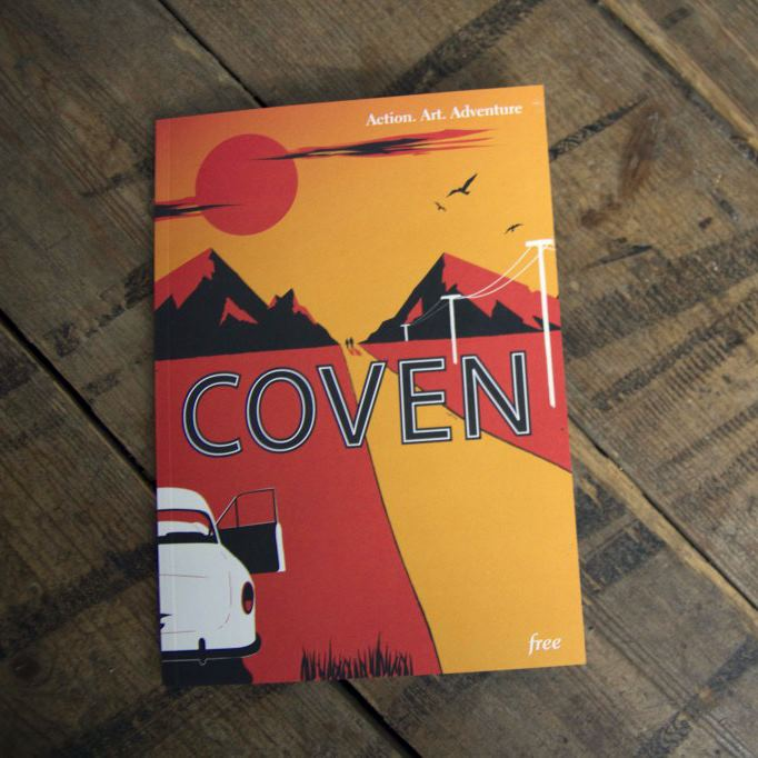Parution magazine Coven