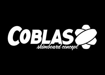 Logo Coblas Skimboard concept