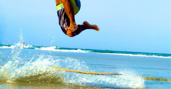 Vincent Azoury gagnant du Photo Contest - 3-6 Shove-it - La Franqui