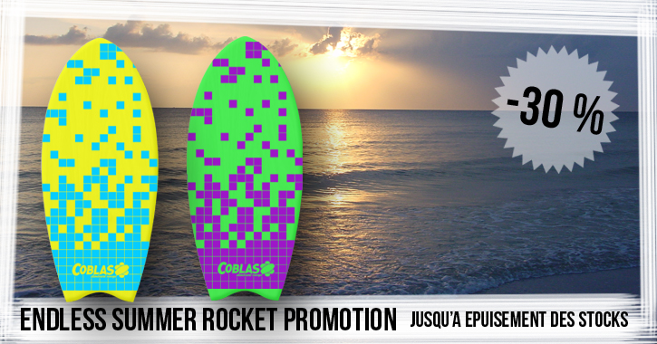 Endless Summer Rocket Promotion