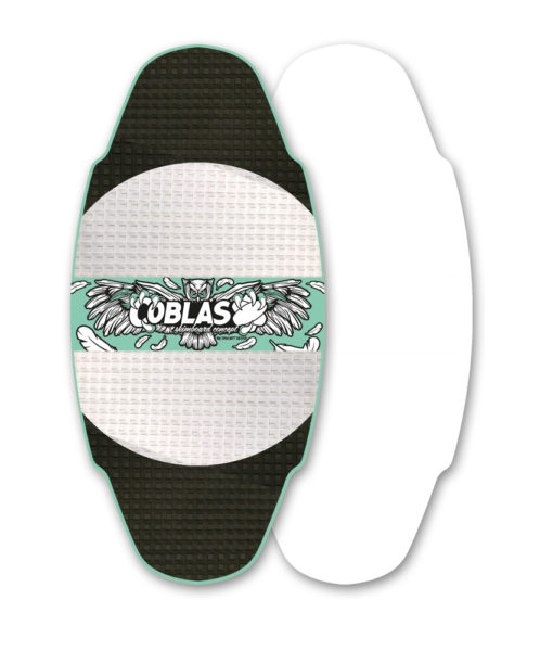 Sskimboard flat Pop Up Green/Black