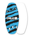 skimboard flat Soap-Blue/Black