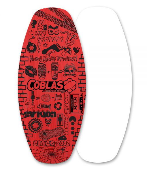 skimboard flat made in france