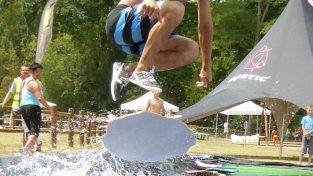 Maxime - 3-6 Shove-it - Coblas SKimboard